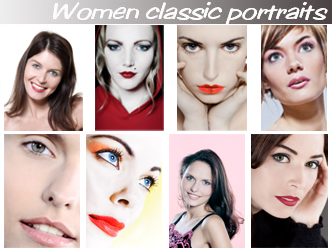 WomenClassicPortraits